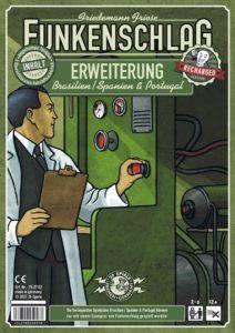 Funkenschlag Erweiterung Nr.5 (Recharged Version)